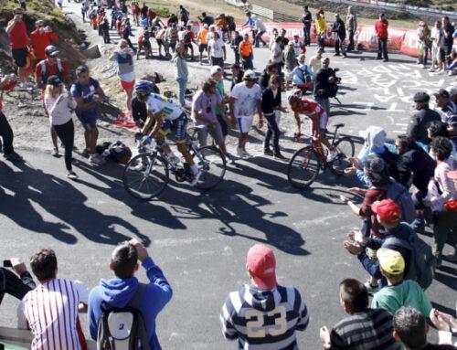 Cuitu Negru y Lagos de Covadonga dos de los 'platos fuertes' de la Vuelta de 2021