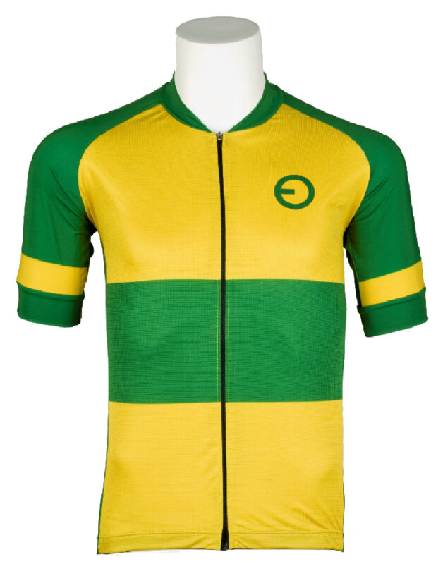 maillot verde
