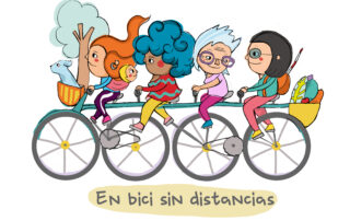 bici sin distancias