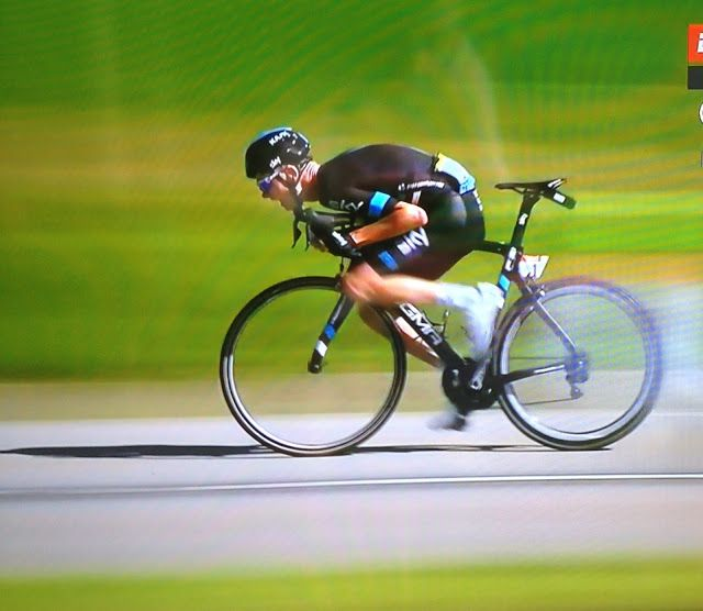 Froome descenso