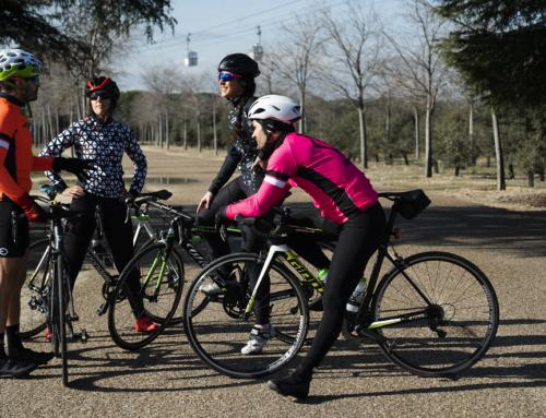 Un colegio de Durango paga el kilómetro de bicicleta a precio de coche para impulsar el uso de la bici
