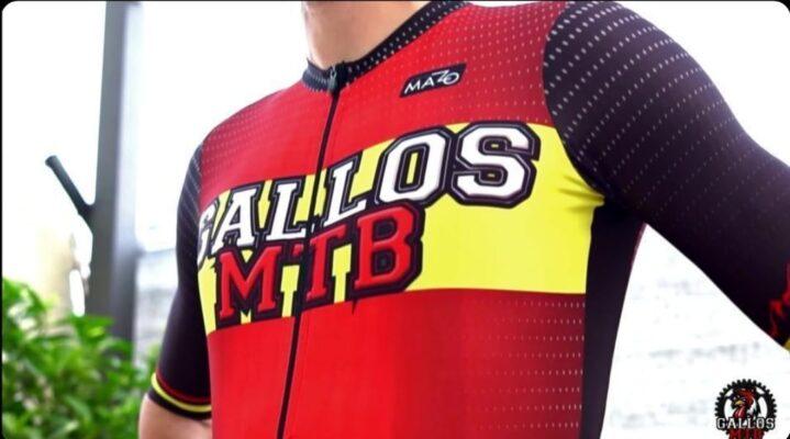 Maillot Gallos MTB