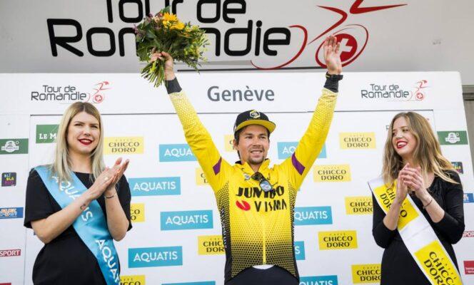Roglic ganador del Tour de Romandía 2019