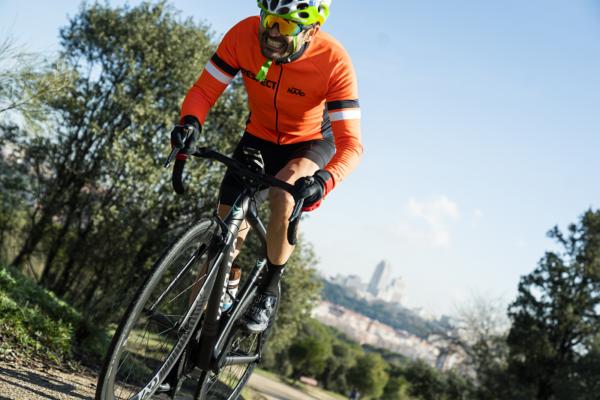 Madrid bici