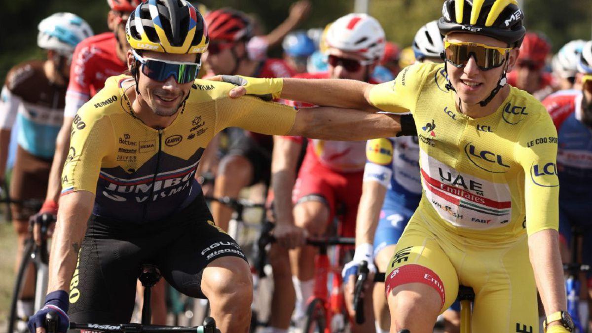Favoritos a ganar el Tour de Francia 2021