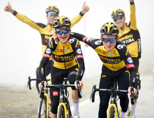 Los hombres de Roglic para ganar el Tour