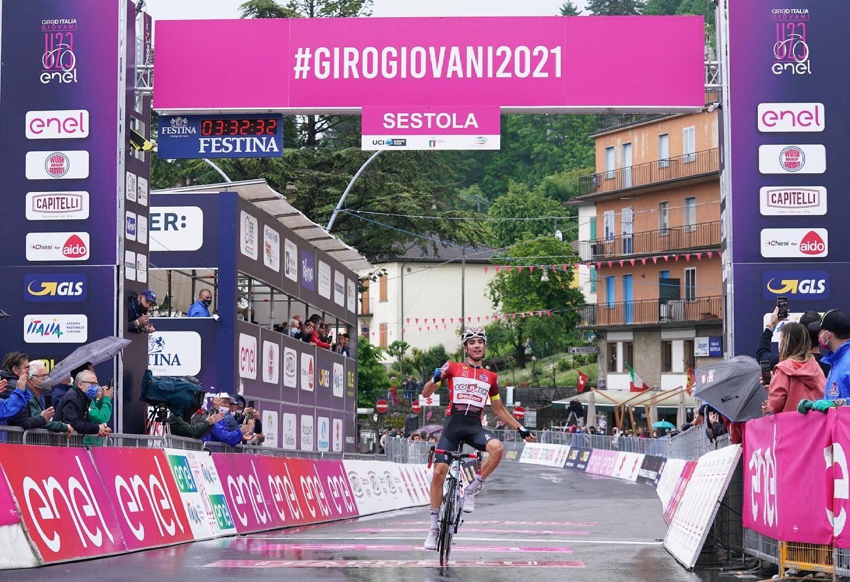 Ayuso Giro sub 23