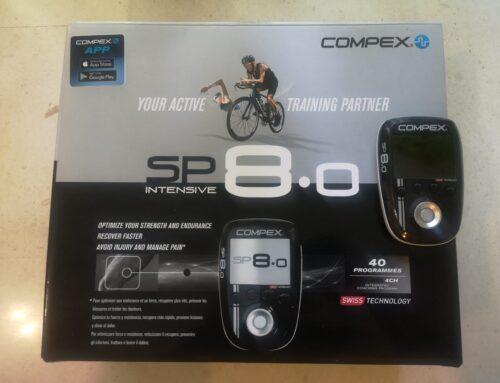 Hemos probado el Compex Wireless SP 8: Un electroestimulador muscular no sólo para profesionales