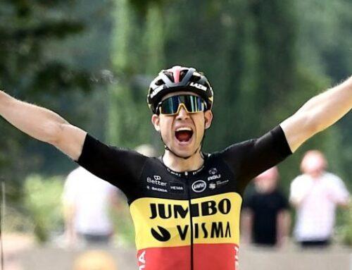 Wout Van Aert el ciclista más completo de las últimas décadas. ¿Puede luchar por ganar un Tour de Francia?