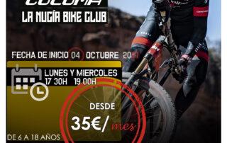 escuela mountain bike