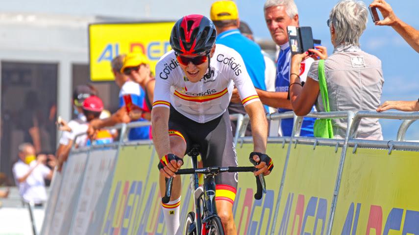 españa mundial ciclismo
