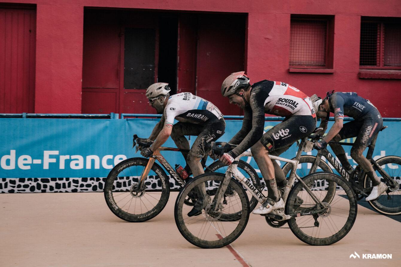 sprint Roubaix 2021