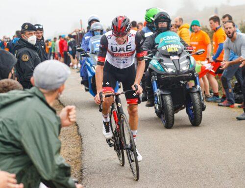 De la Cruz, el ciclista inversor